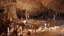 Descubren varias construcciones neandertales al sur de Francia