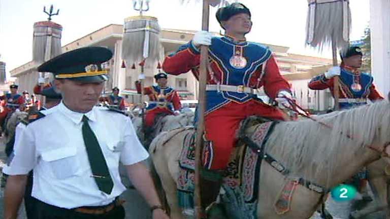 Otros pueblos - Descubriendo Ulan Bator (Mongolia)