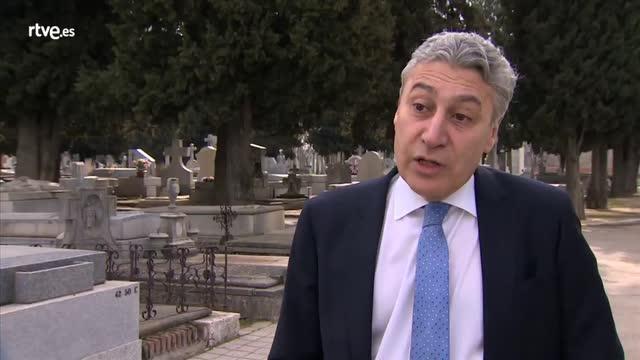Descubrir el Cementerio - Fernando Sánchez González / Gerente - Empresa Municipal de Servicios Funerarios
