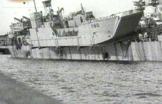 El desembarco de Normandía en 1944