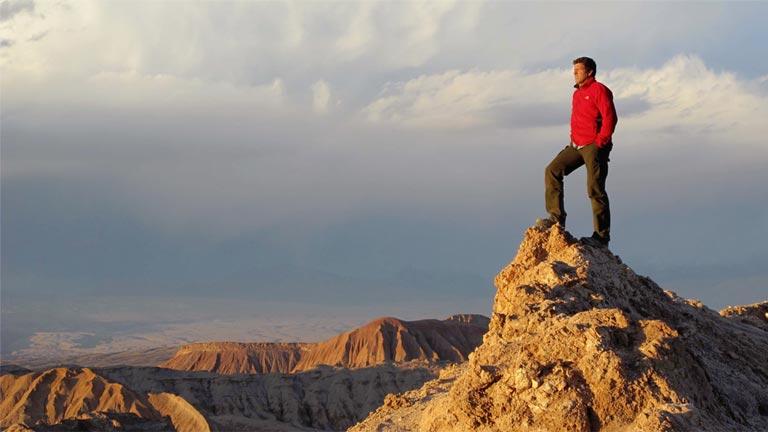 Climas extremos - Desierto de Atacama - Avance