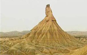 España Directo - El desierto de Bardenas