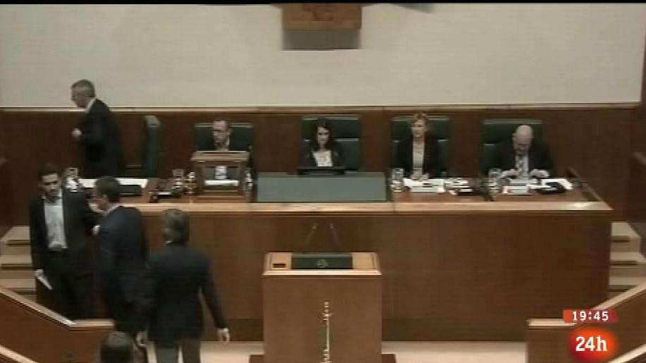 Parlamento - Otros parlamentos - Designación de senadores vascos - 26/01/2013