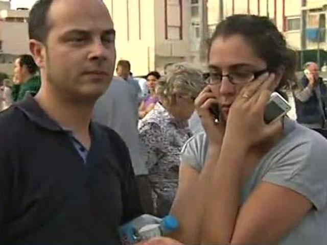 Desolación en Lorca tras los dos terremotos