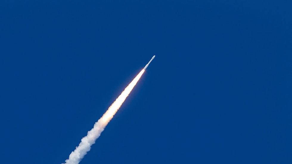 Despega un nuevo prototipo de nave espacial de la ESA capaz de regresar a la Tierra