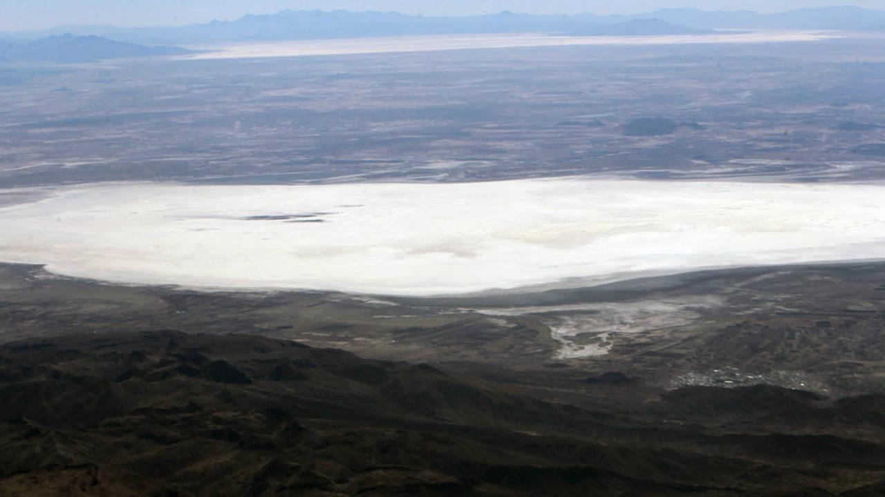 Después del Titicaca, el Poopó era el segundo mayor lago de Bolivia.