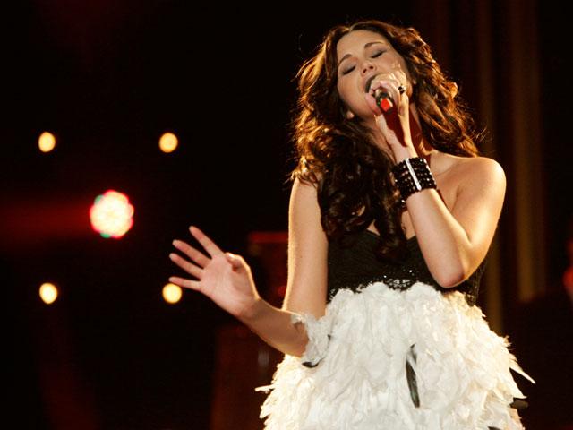 Destino Eurovisión - Actuación de Melissa