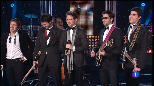 Destino Eurovisión - Semifinal - 11/02/11