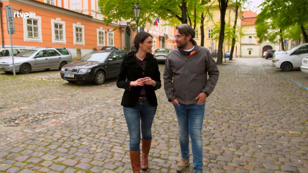 Destinos de Película en Praga. Amor inmortal
