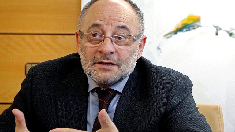 Detenido el alcalde de Ourense por un pre