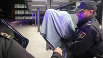 Ir al VideoDetenido un compañero de trabajo de la joven asesinada en Vigo tras intentar suicidarse