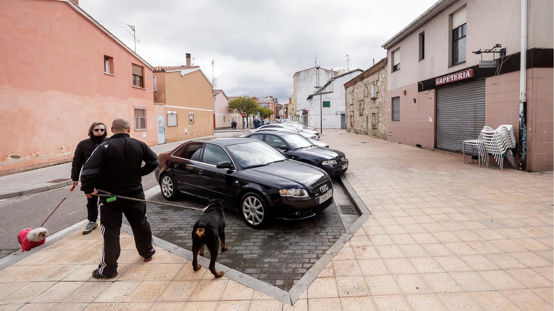 Ir al VideoDetenido un hombre en Burgos acusado de matar a su expareja, una mujer de 34 años