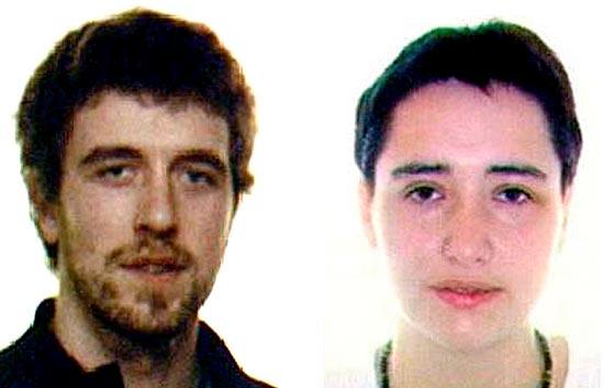 Detenidos en Francia a dos presuntos etarras que figuran en la lista de los más buscados
