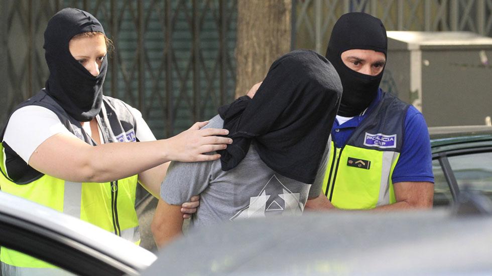 """Detenidos en Madrid tres presuntos yihadistas, uno de ellos """"extremadamente peligroso"""""""
