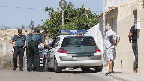 Ir al VideoDetienen a un hombre por matar presuntamente a su expareja en Cartagena