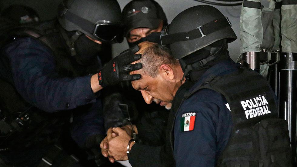 Detienen en México al capo Servando Gómez