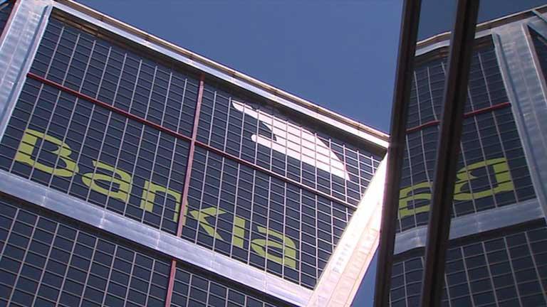 Los 19.000 millones de Bankia saldrán de una emisión de deuda