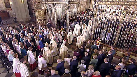 Ir al VideoEl día del Señor - Catedral de Toledo
