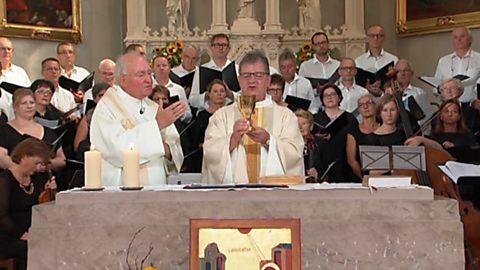 Ir al VideoEl Día del Señor - Iglesia de Saint-Joseph de la Tour-de-Treme (Suiza)
