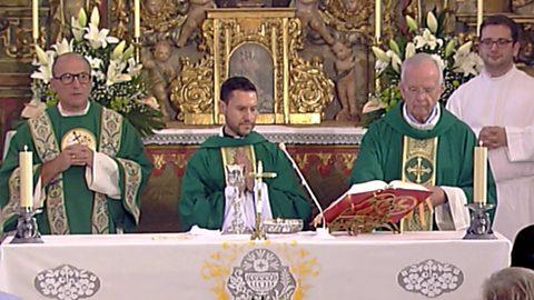 Ir al VideoEl Día del Señor - Parroquia de San Juan Bautista en Crespos