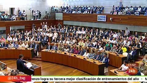 Parlamento - Otros parlamentos - Día de Extremadura - 12/09/2015