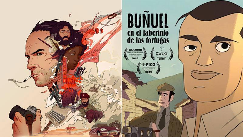 'Un día más con vida' y 'Buñuel en el laberinto de las tortugas'