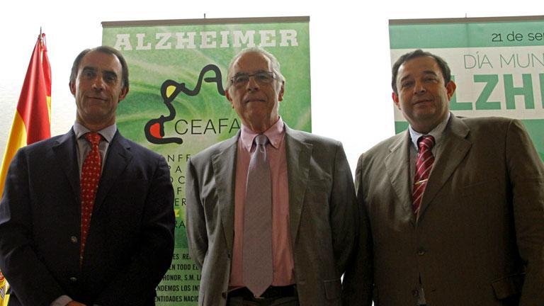 Simposio internacional en torno al Alzheimer inaugurado por la Reina Sofía