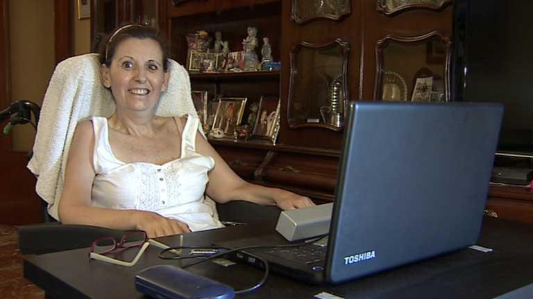Día mundial de la ELA, una enfermedad que afecta a 2.800 personas en España