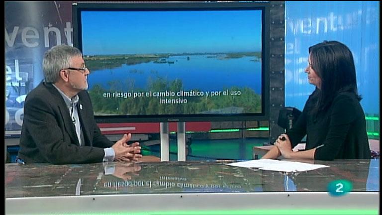 La Aventura del Saber. TVE. Día Mundial de los Humedales. WWF España