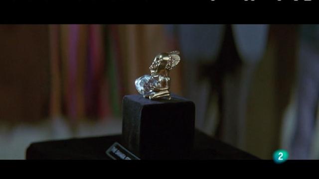 El cine de La 2 - Un diamante al rojo vivo