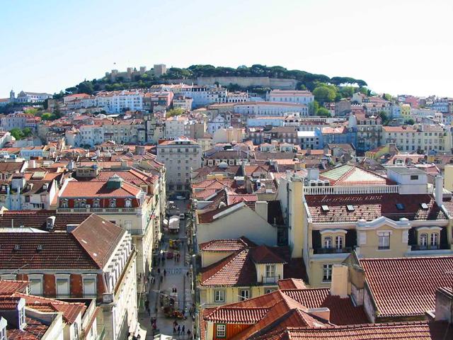 El diario de Limón: 'Entre2aguas' en Lisboa