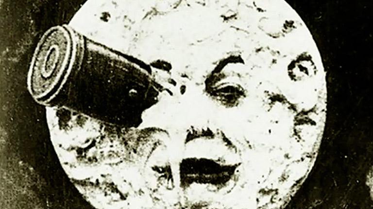 Días de cine: 150 aniversario de Georges Méliès