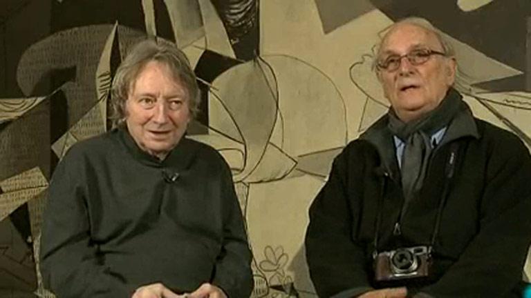 Días de cine: Carlos Saura y Querejeta'