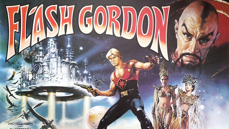 Días de cine: 'Flash Gordon' y Queen