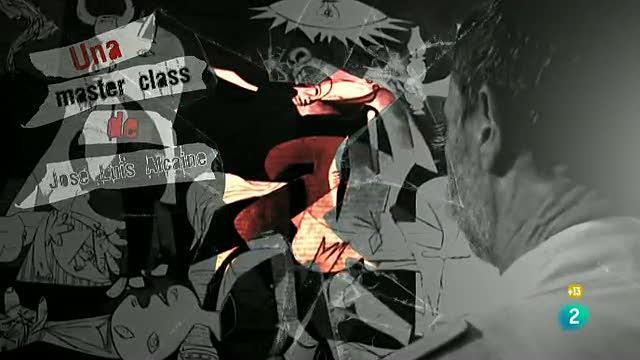 Días de cine: José Luis Alcaine cree que  Picasso se inspiró en 'Adiós a las armas' para el Guernica