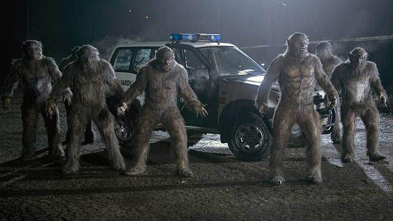 Días de cine: 'Lobos de Arga'