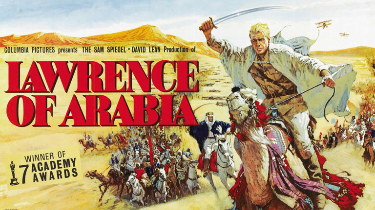 Días de cine - La secuencia: 'Lawrence de Arabia'