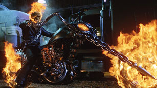 Días de cine: Tráiler de 'El motorista fantasma 2'