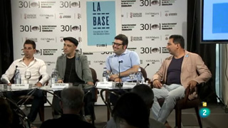 Días de Cine visita la Escuela de cine La Base