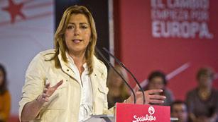 Díaz se planteó convocar elecciones anticipadas por el conflicto con IU