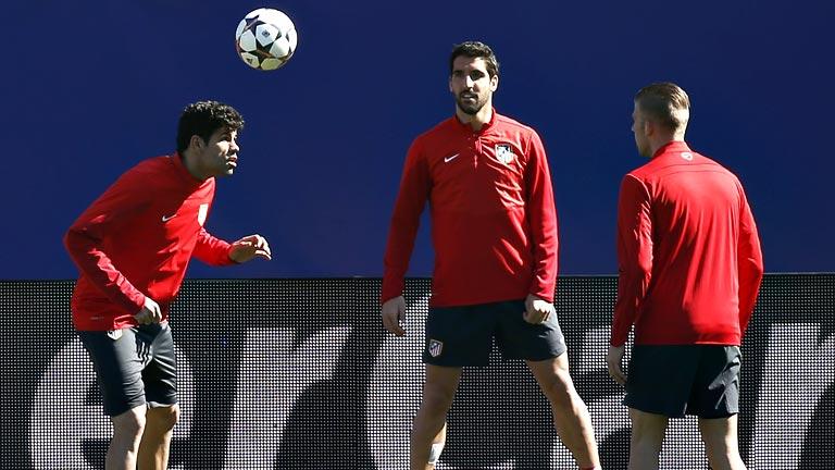 Con Diego Costa en el campo, el Atlético solo sabe ganar en Champions