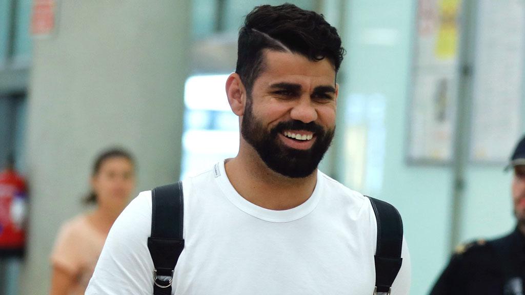 """Diego Costa, feliz en Madrid: """"El Atleti es mi casa"""""""