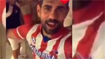 Ir al VideoDiego Costa ya se viste del Atlético