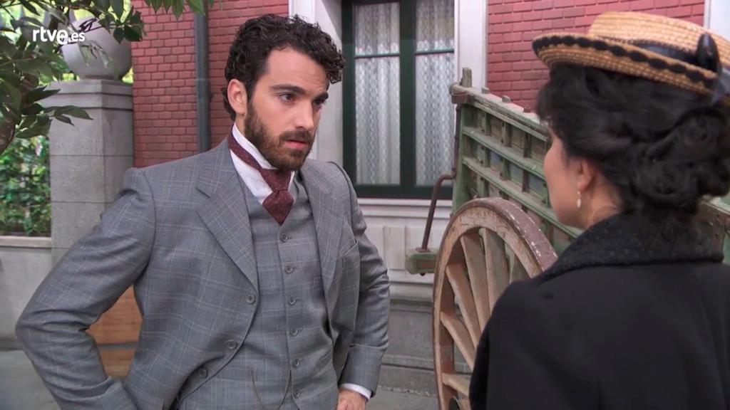 Acacias 38 - Diego vuelve a verse con Blanca