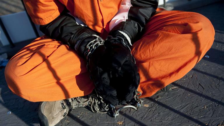 Hace diez años que los primeros prisioneros llegaron a Guantánamo