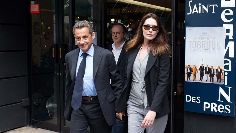 Escándalo en Francia por la difusión de conversaciones privadas del expresidente Sarkozy