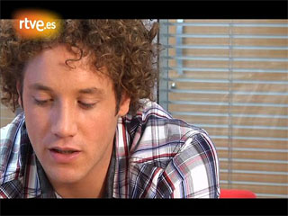 Eurovisión 2010 - Diges habla del apoyo recibido