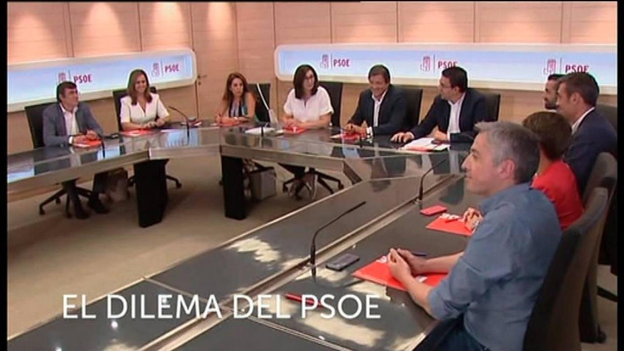 El dilema del PSOE