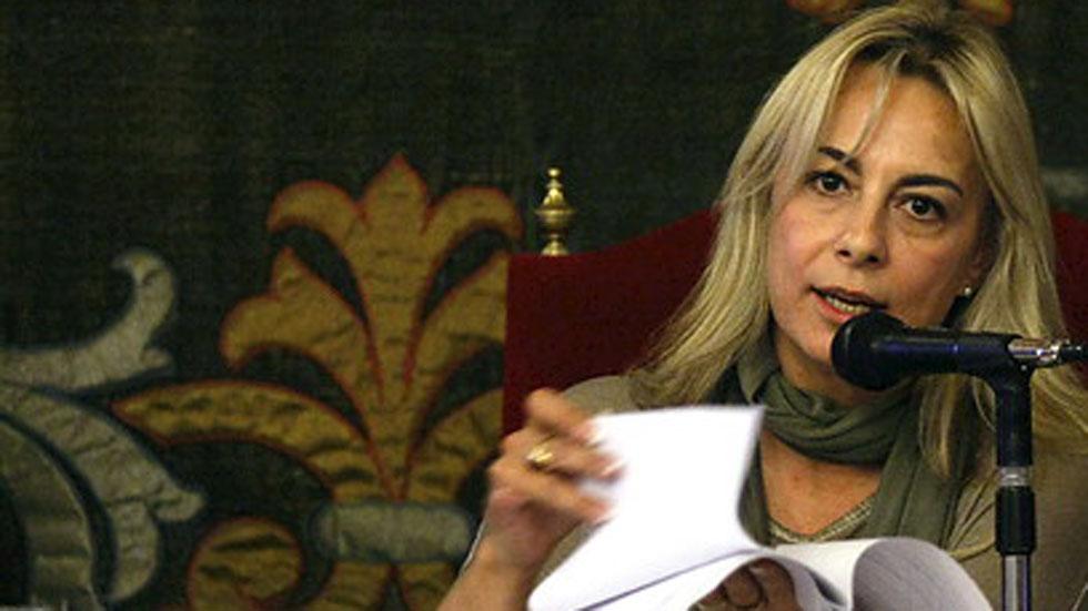 Dimite Sonia Castedo como alcaldesa de Alicante, imputada por el 'caso Brugal'