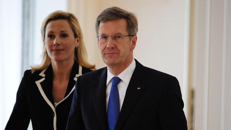 Dimite el presidente alemán Christian Wulff